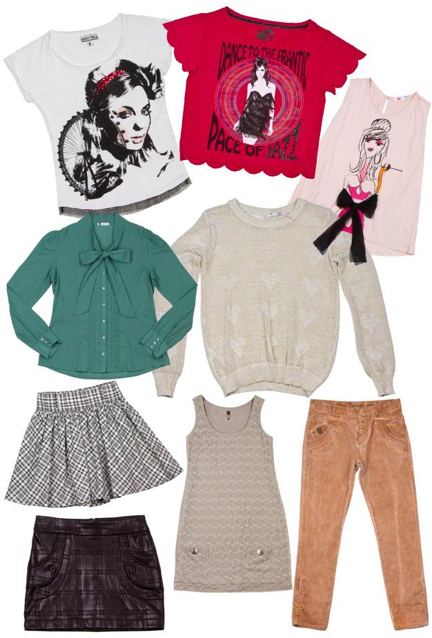 fbdcd9f0b A t-shirts estão lindas não é meninas  Vale a pena conferir tudo de  pertinho! A coleção já encontra-se nas lojas desde o início deste mês!