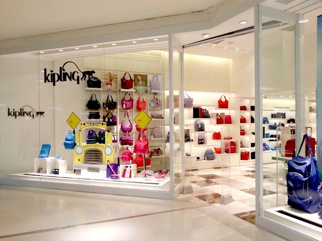 f851b7c233 Visita e Compras na Kipling do Shopping Recife - debatom
